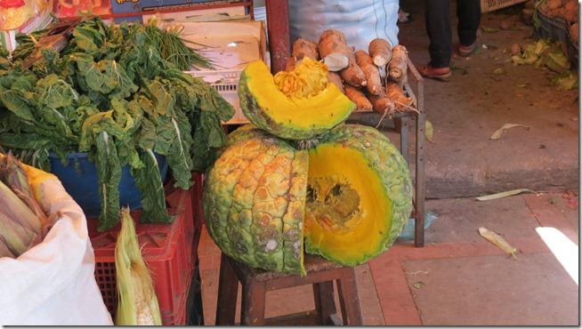 weird melon